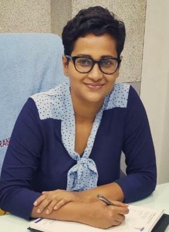 Dr. Indrani Dey