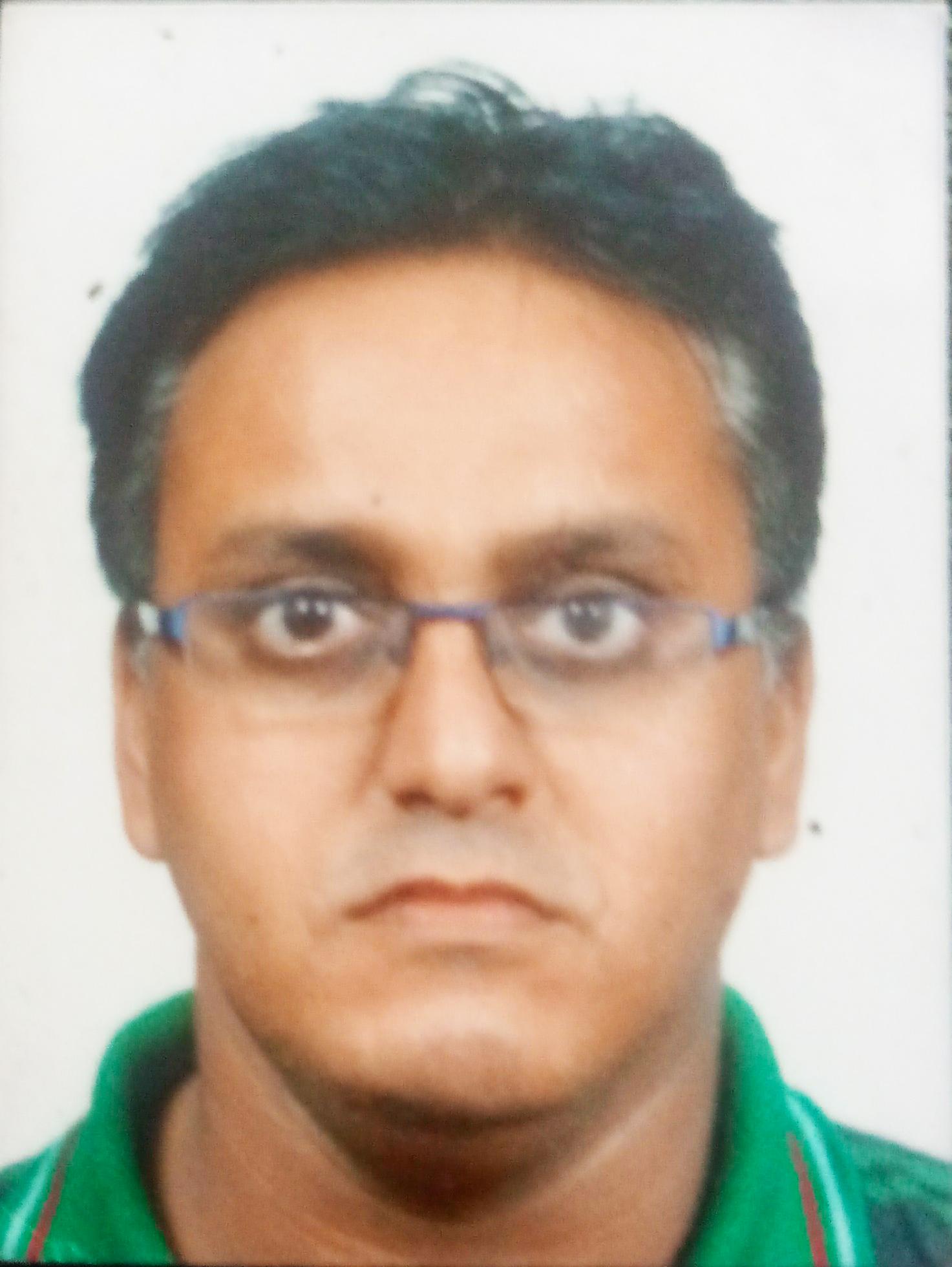Dr. Karrthik Ramjee