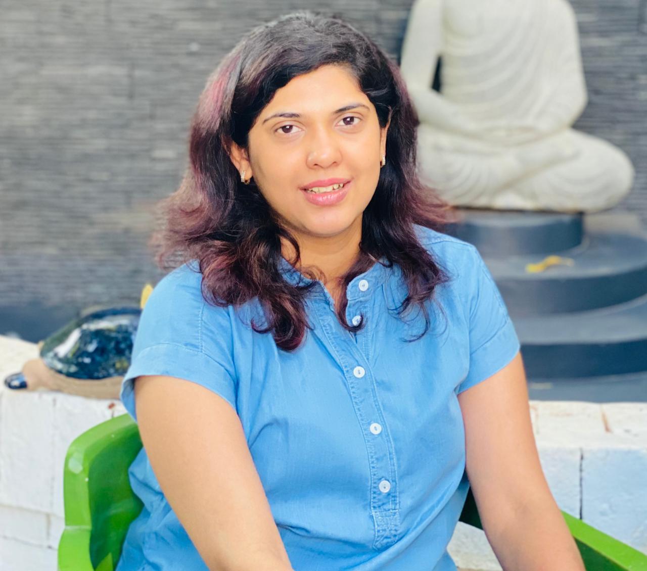 Dr. Anusha Santhanakrishnan