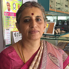 Dr. Lalitha Ganesh